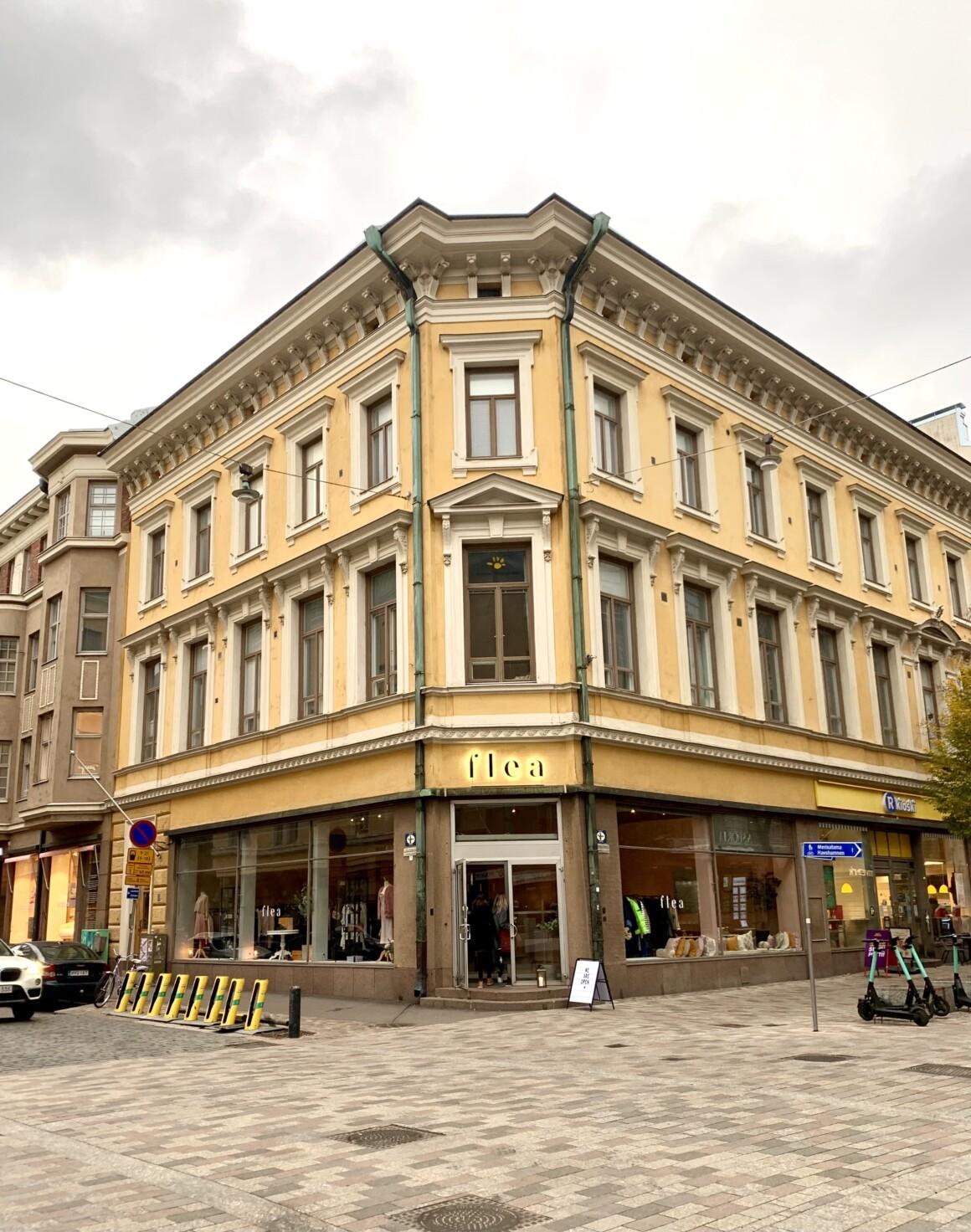 lea Second Hand Helsinki